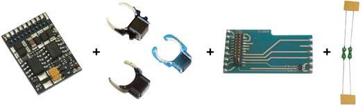 ESU 64634 LokPilot Digitalset 21MTC, LokPilot V4.0 M4 64614 (MM/DCC/SX/M4), 51968, Magnet 51961, Entstördrosseln