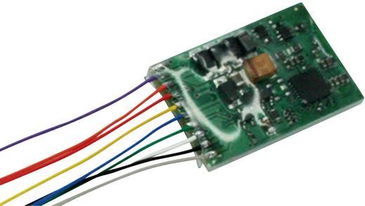 ESU 53616 LokPilot Standard DCC Decoder, PluX12 NEM658, 4 Funktionsausgänge