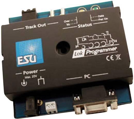 ESU 53451 LokProgrammer Set: LokProgrammer, Steckernetzteil, serielles PC-Anschlusskabel, USB Adapter, Software CD ROM,