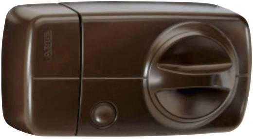 Secvest 2WAY Funk Tür-Zusatzschloss mit Drehknauf braun