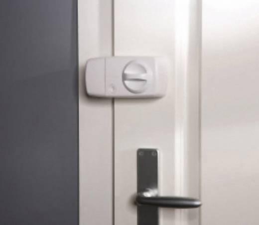 Secvest 2WAY Funk Tür-Zusatzschloss mit Drehknauf weiss