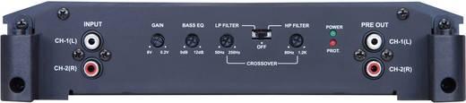 Alpine Car Audio BBX-T600 2-Kanal Endstufe