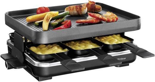 Trisa Raclette Supreme 6 Pfännchen
