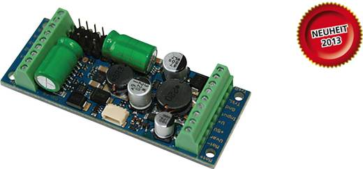 ESU 54640 LokPilot XL V4.0 MM/DCC/SX/M4, 8 Ausgänge, 4 Servo, Powerpack, mit Schraubklemmen