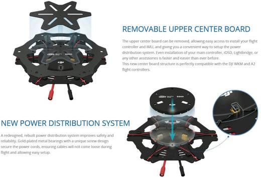 DJI S900 + WKM Flugsteuerung + Z15 Gimbal für BMPCC ARF Hexacopter Bausatz