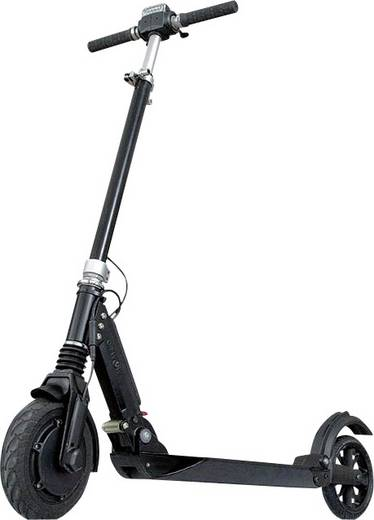 e-kicki Scooter e-Kicki 8.5Ah schwarz E-Scooter Schwarz Li-Ion