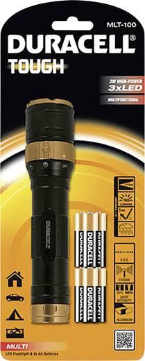 LED Taschenlampe Duracell MLT-100 batteriebetrieben
