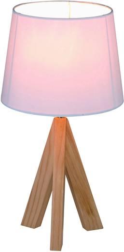Tischlampe E14 Grundig Weiß