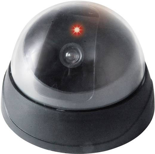 7963 Kamera-Attrappe mit blinkender LED