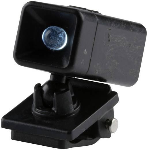 LED-Klemmleuchte LED (einfarbig) Schwarz