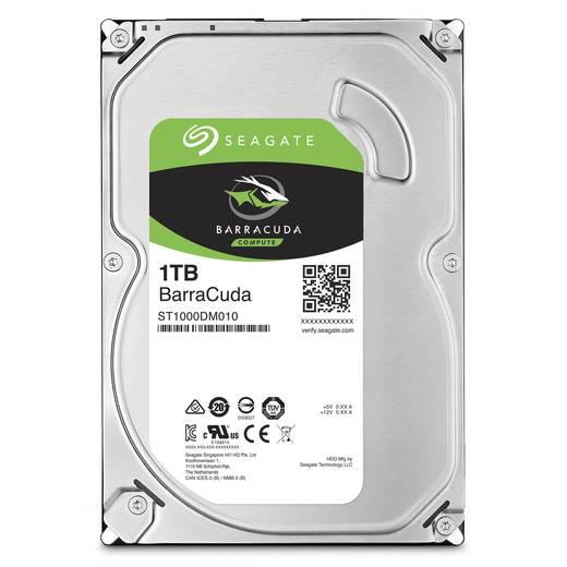 Interne Festplatte 8.9 cm (3.5 Zoll) 1 TB Seagate BarraCuda ST1000DM010 SATA III