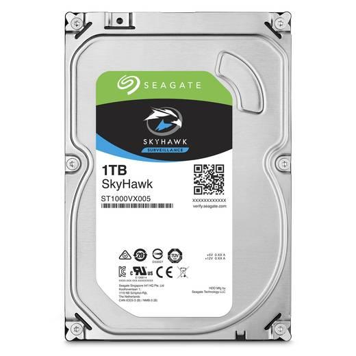 Interne Festplatte 8.9 cm (3.5 Zoll) 1 TB Seagate SkyHawk ST1000VX005 SATA III