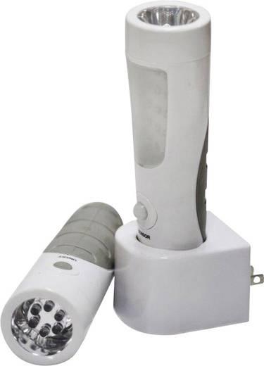 Grundig Mini-Taschenlampe abnehmbar batteriebetrieben, netzbetrieben