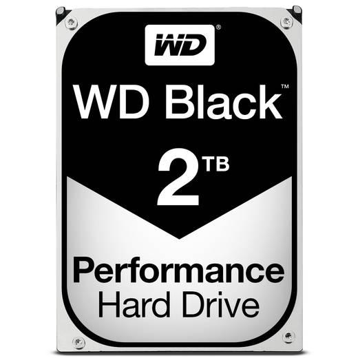 Western Digital WD2003FZEX Interne Festplatte 8.9 cm (3.5 Zoll) 2 TB Black™ SATA III