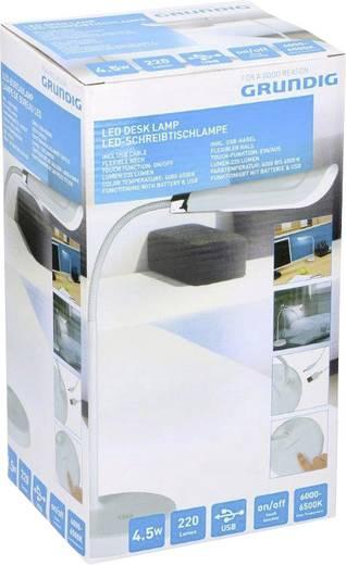 LED-Schreibtischleuchte 4.5 W Kalt-Weiß Grundig