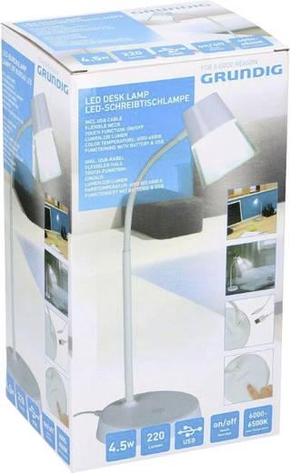 Grundig LED-Schreibtischleuchte 4.5 W Kalt-Weiß