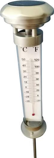 Grundig Solar Garten-Thermometer