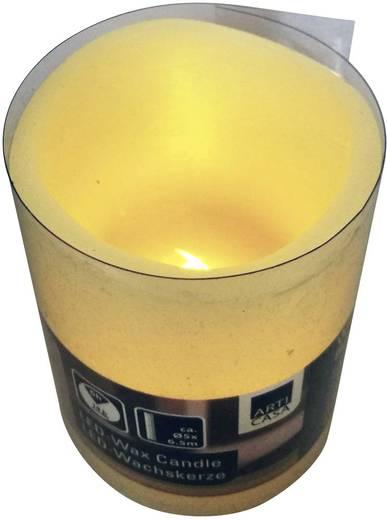 LED-Tischdeko Warm-Weiß (Ø x H) 70 mm x 90 mm