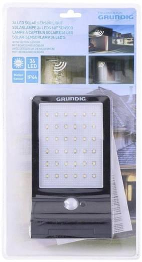 Grundig Solar-Wandlampe 3 W Schwarz