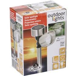Solar-Gartenleuchte LED