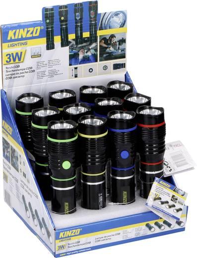 Kinzo Taschenlampe mit Magnethalterung batteriebetrieben