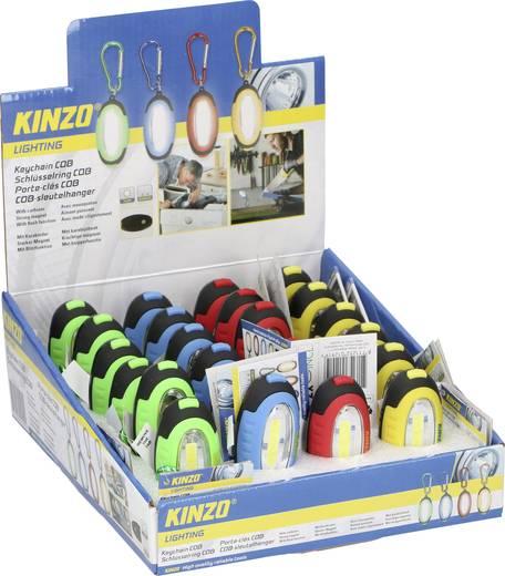 Kinzo Schlüsselanhänger LED Sortiert (farbauswahl nicht möglich)