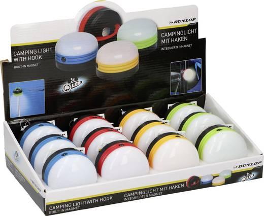 LED Camping-Leuchte Dunlop batteriebetrieben 125 g Sortiert (farbauswahl nicht möglich)