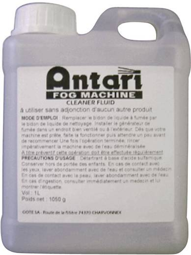 Nebelmaschinen-Reiniger Antari Fog machine cleaner fluid 1 l