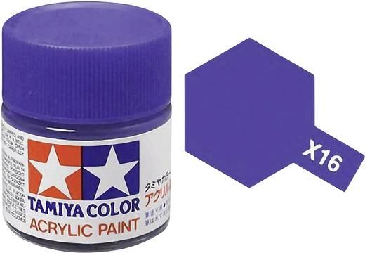 Tamiya Acrylfarbe Purple glänzend Glasbehälter 10 ml
