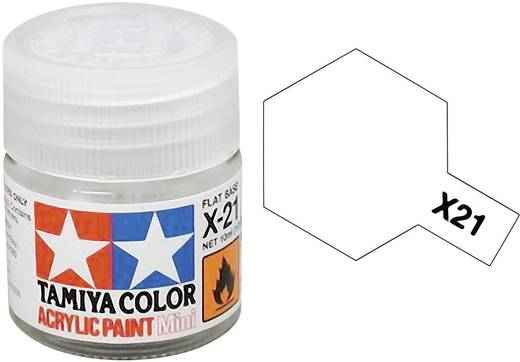 Tamiya Acrylfarbe Mattier-Mittel glänzend Glasbehälter 10 ml