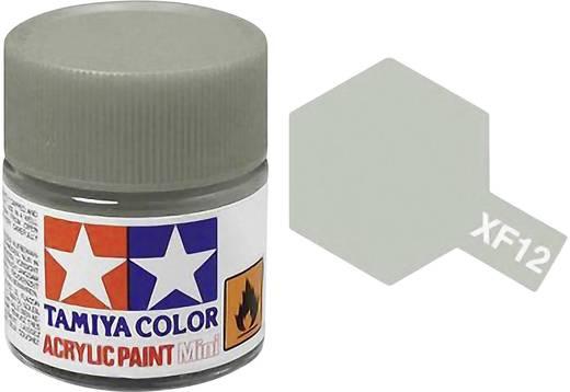 Tamiya Acrylfarbe Jap. Navy-Grau matt Farb-Code: XF-12 Glasbehälter 10 ml
