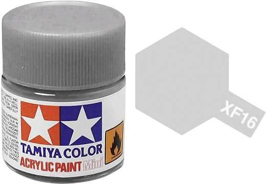 Tamiya 81316 Acrylfarbe Aluminium Farbcode: XF-16 Glasbehälter 23 ml