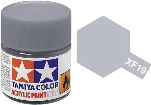 Tamiya 81319 Acrylfarbe Himmel-Grau Farbcode: XF-19 Glasbehälter 23 ml