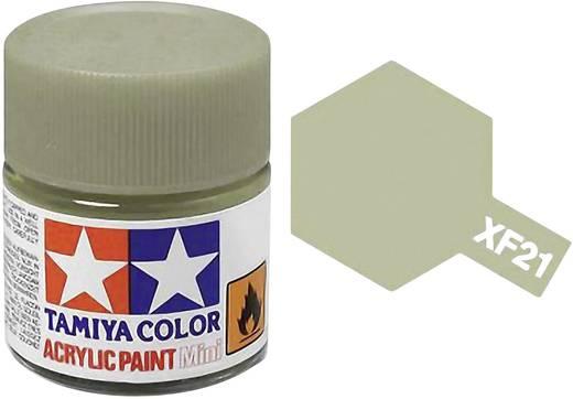 Tamiya Acrylfarbe Himmel (matt) Farb-Code: XF-21 Glasbehälter 10 ml