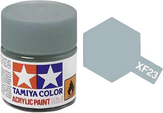 Tamiya 81323 Acrylfarbe Hellblau (matt) Farbcode: XF-23 Glasbehälter 23 ml