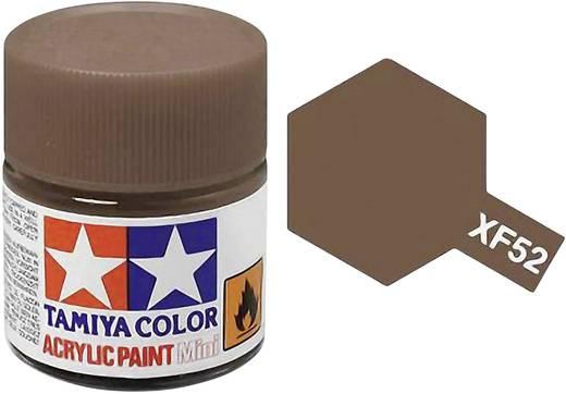Tamiya Acrylfarbe Erdfarben (earth) matt Farb-Code: XF-52 Glasbehälter 10 ml