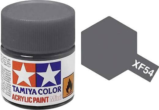 Tamiya 81354 Acrylfarbe Seegrau dunkel (matt) Farbcode: XF-54 Glasbehälter 23 ml