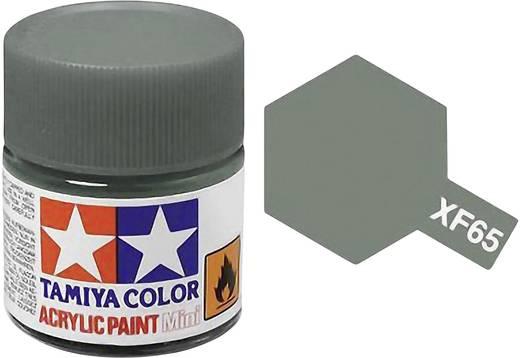 Tamiya 81365 Acrylfarbe Feld-Grau Farbcode: XF-65 Glasbehälter 23 ml