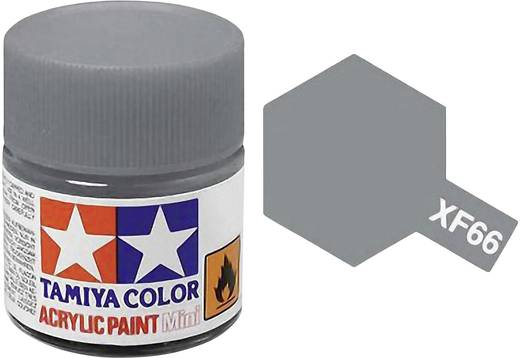 Tamiya 81366 Acrylfarbe Hellgrau Farbcode: XF-66 Glasbehälter 23 ml