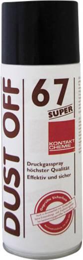 Druckgasspray nicht brennbar CRC Kontakt Chemie DUST OFF 67 30827 400 ml