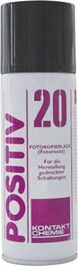 Fotokopierlack CRC Kontakt Chemie POSITIV 20 82009 200 ml