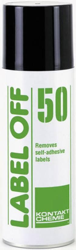 Image of Etikettenentferner 200 ml CRC Kontakt Chemie SOLVENT 50 81009