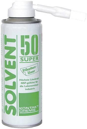 Etikettenentferner 200 ml CRC Kontakt Chemie SOLVENT 50 SUPER 80609