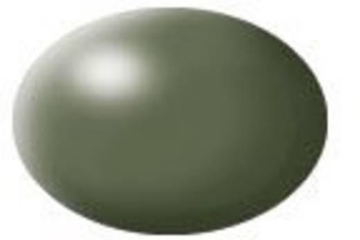 Revell 36361 Aqua-Farbe Oliv-Grün (seidenmatt) Farbcode: 36361 RAL-Farbcode: 6003 Dose 18 ml