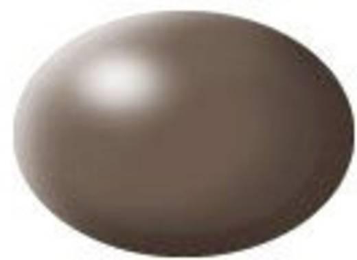 Revell 36381 Aqua-Farbe Braun (seidenmatt) Farbcode: 36381 RAL-Farbcode: 8025 Dose 18 ml
