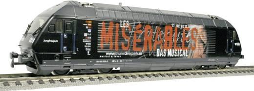 "HAG Modellbahnen AG 28517-31 BLS Re 465 003-2 "" Les Misérables "" Wechselstrom"