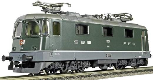 """HAG Modellbahnen AG 16005-31 SBB Re 4/4"""" grün, Lok Nr. 11224 Wechselstrom"""