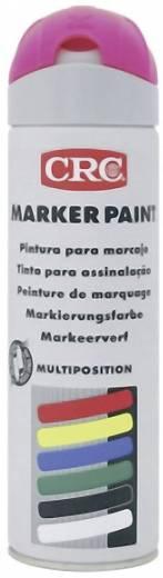 CRC 10163 MARKER PAINT - Markierungsfarbe temporär Leucht-Pink 500 ml