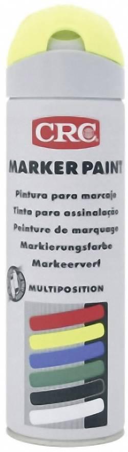 Image of CRC 10158 MARKER PAINT - Markierungsfarbe temporär Leucht-Gelb 500 ml