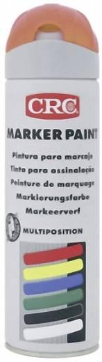 CRC 10165 MARKER PAINT - Markierungsfarbe temporär Leucht-Orange 500 ml
